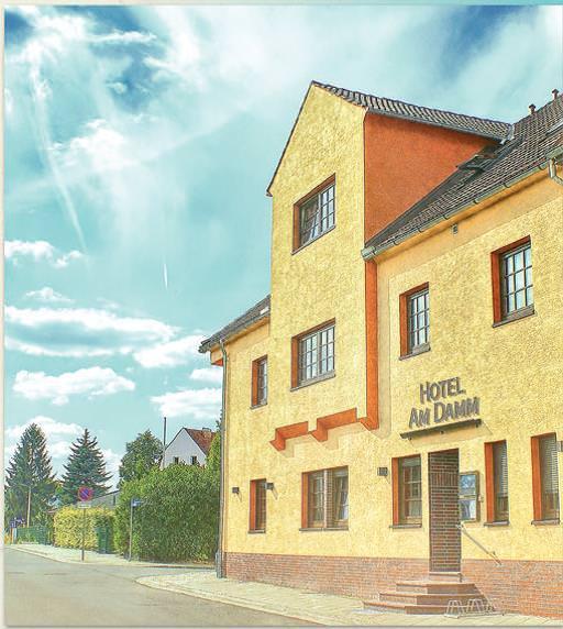Senftenberg: Hotel Am Damm