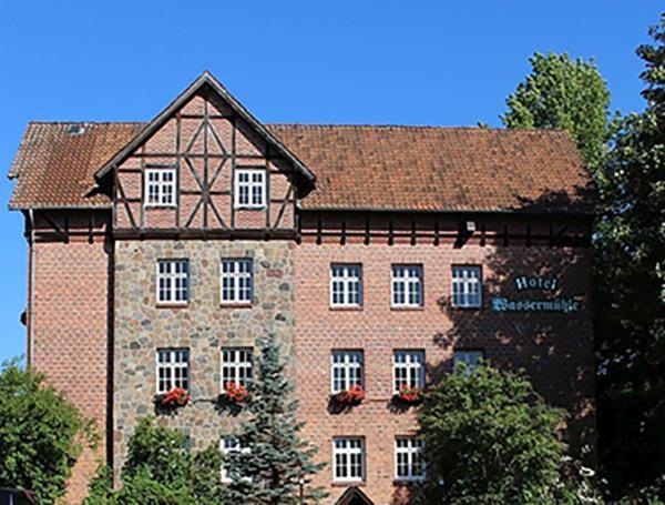 Südergellersen: Hotel Wassermühle