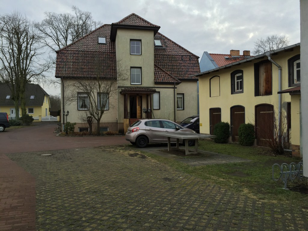 Oranjehus, Pension in Oranienburg bei Sommerfeld