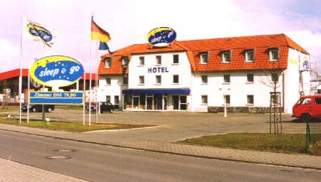 Sleep & Go Schönebeck, Pension in Schönebeck bei Magdeburg