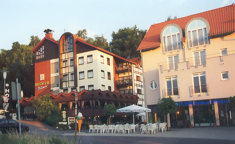 Seewald, Pension in Saarbrücken-Dudweiler bei Flughafen Saarbrücken