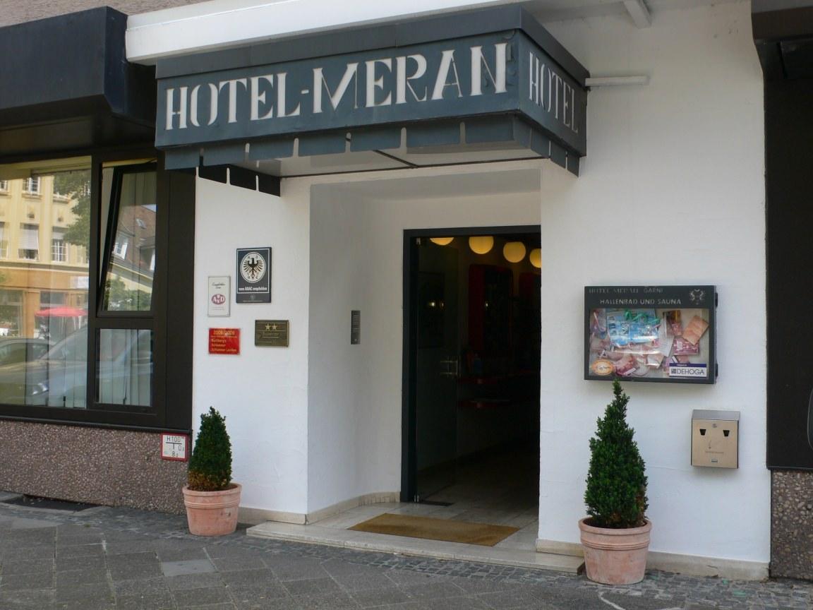 Hotel Meran**Superior in Saarbrücken-St. Johann