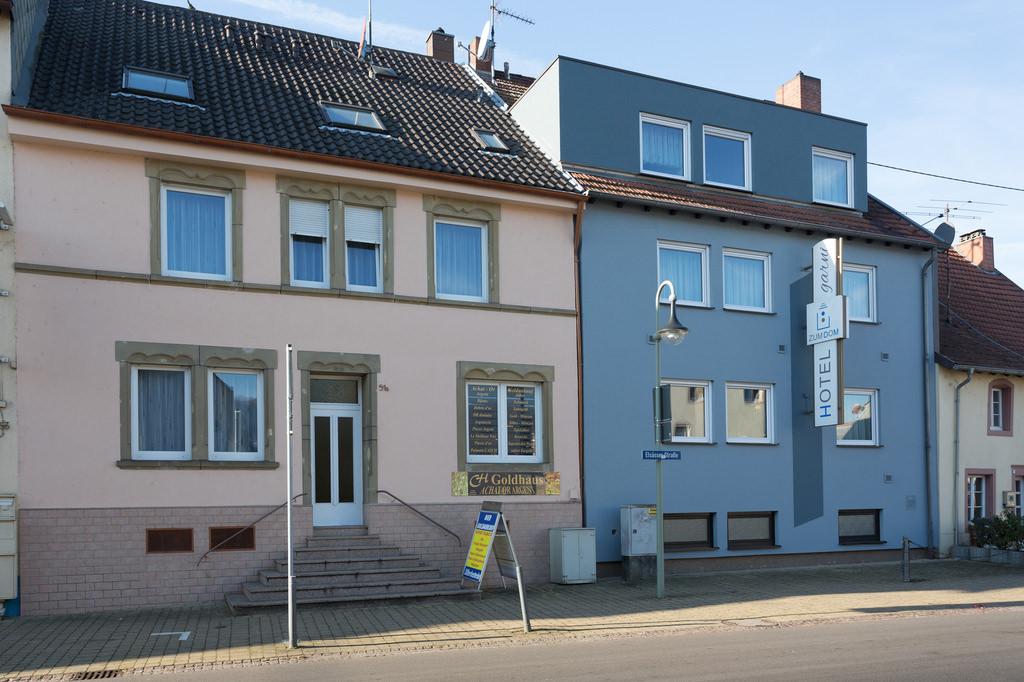 Hotel Garni Zum Dom in Kleinblittersdorf