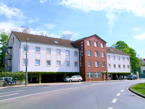 Köln: Hotel Garni Christina