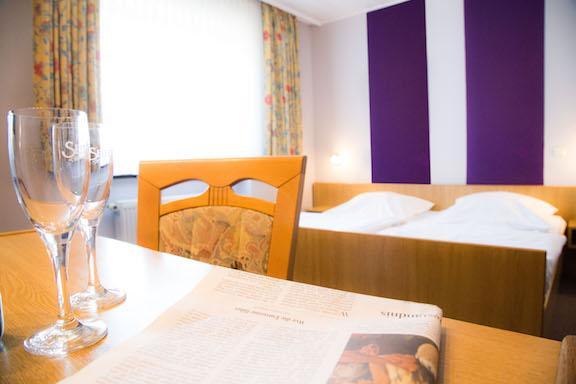 Hotel Herrnbrod und Ständecke, Hotel in Dreieich bei Darmstadt