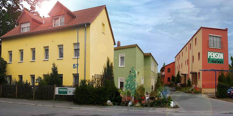 Leipzig: Pension Probstheida