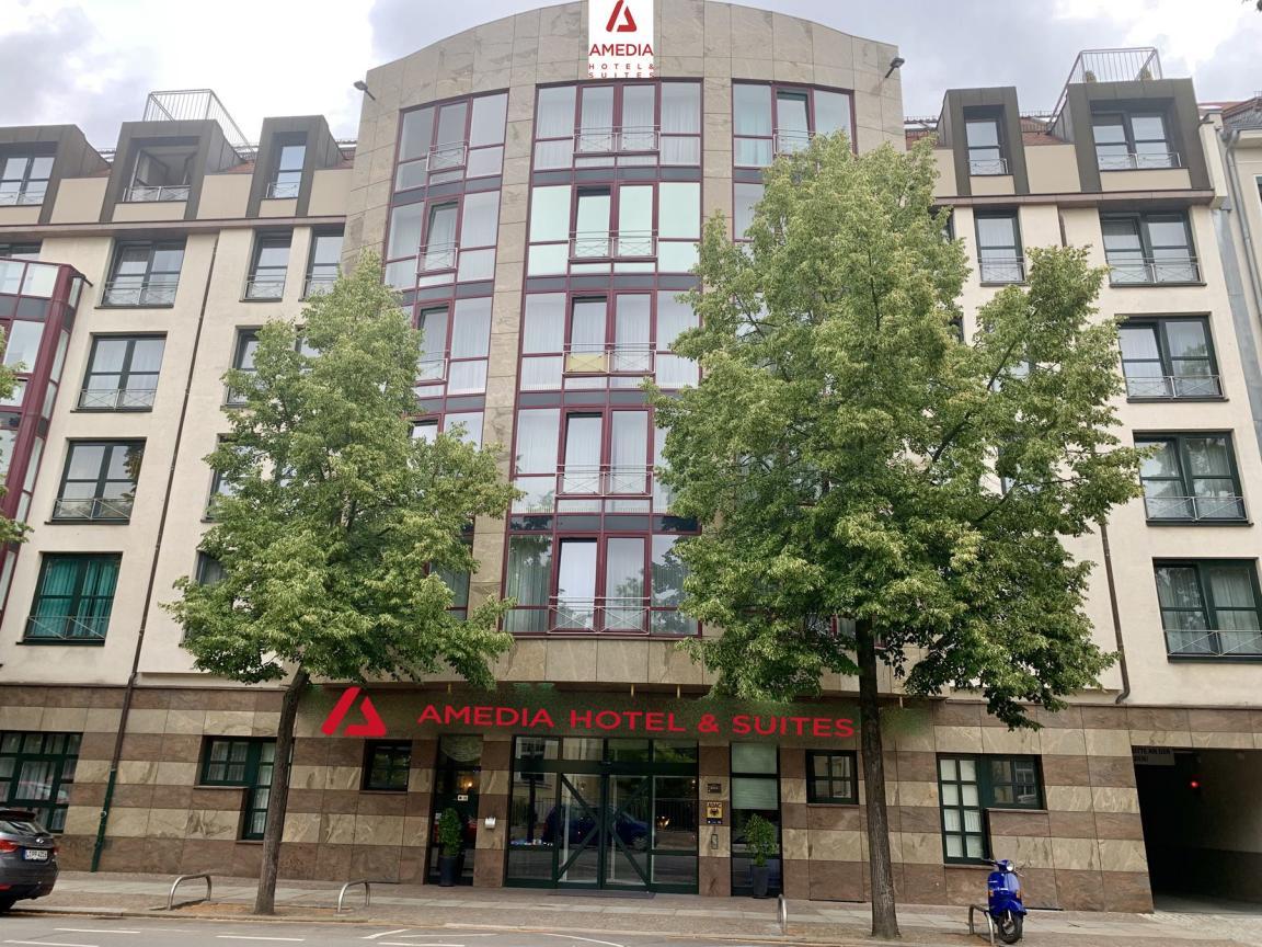 Amedia Hotel & Suites, Hotel in Leipzig-Connewitz