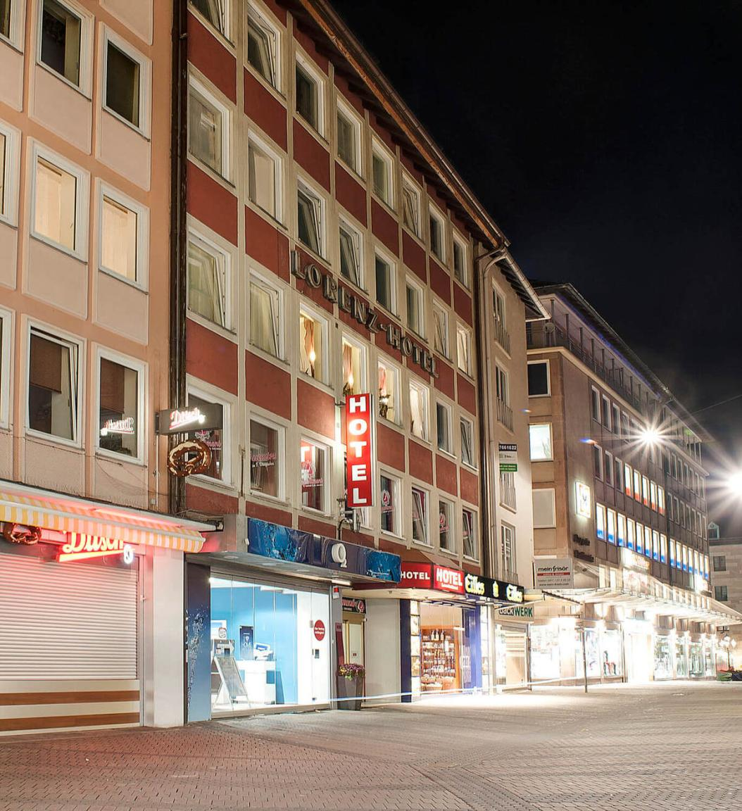 Hotel Garni Lorenz Hotel Zentral, 90402 Nürnberg-Lorenz