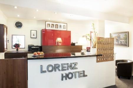 Hotel Garni Lorenz Hotel Zentral
