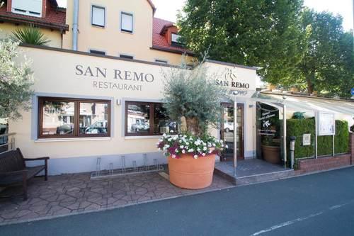 San Remo, Pension in Nürnberg-Eibach
