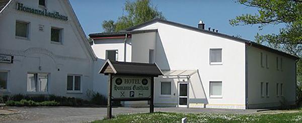 Winsen-Gehrden: Hotel Homanns Landhaus