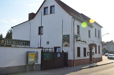 Regis-Breitingen: Gasthof Pension Zur Erholung