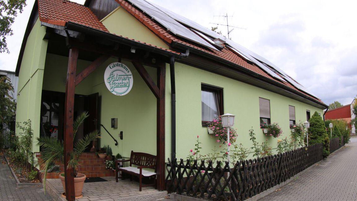 Nürnberg-Maiach: Pension Palmengarten