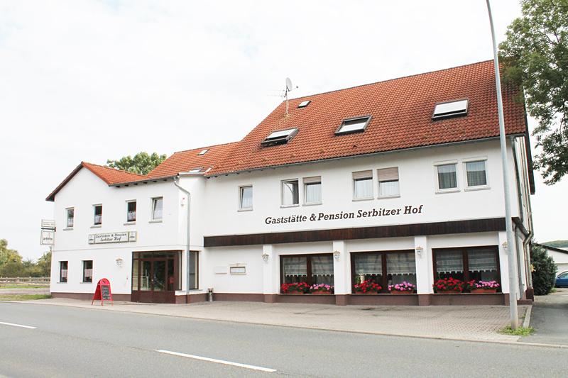 Pension Serbitzer Hof in Treben