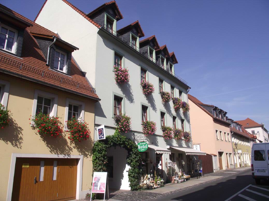Altstadt, Pension in Grimma