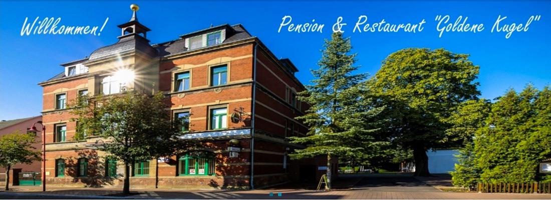 Pension Goldene Kugel in Naunhof