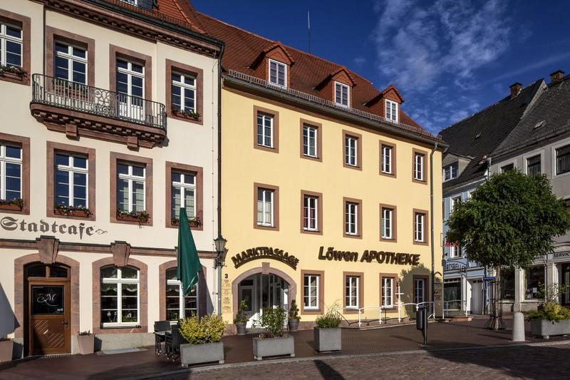 Gästehaus am Markt, Pension in Leisnig