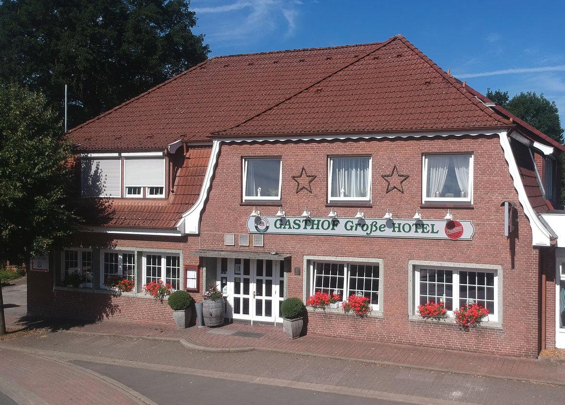 Gasthof Große, Pension in Wulfsen bei Stelle