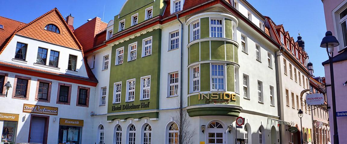 Döbelner Hof, Pension in Döbeln bei Elsteraue