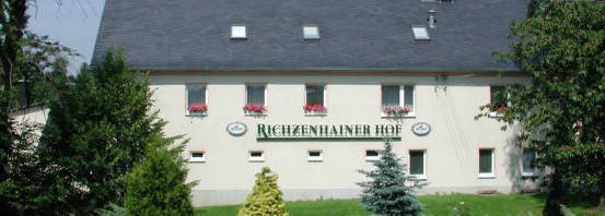 Pension Richzenhainer Hof, Pension in Waldheim bei Bockelwitz