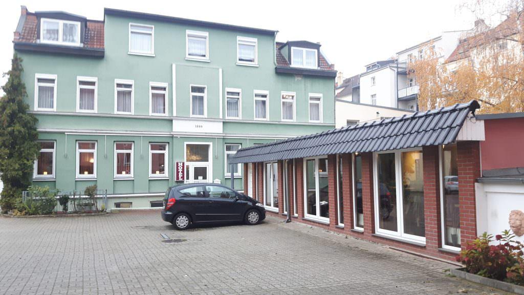 Leipzig: Hotel Garni Plagwitzer Hof