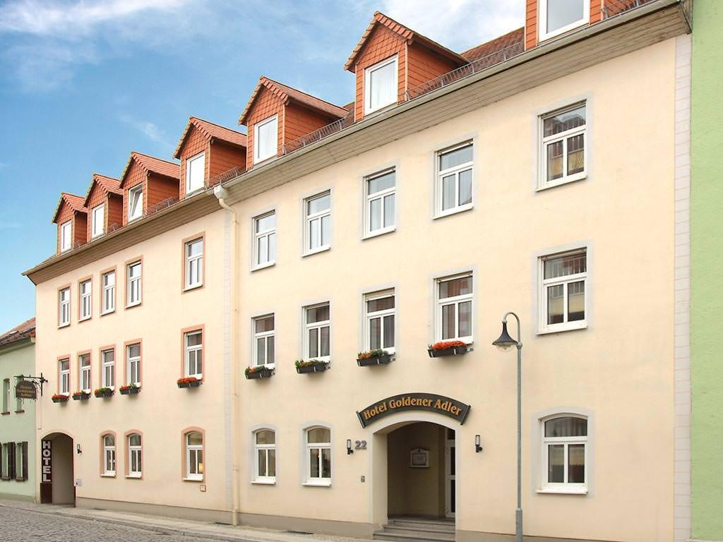 Hotel Goldener Adler in 04509 Delitzsch