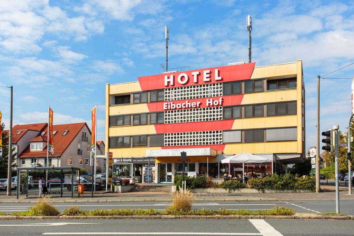 Nürnberg-Eibach: Hotel Garni Frühstückshotel Eibacher Hof