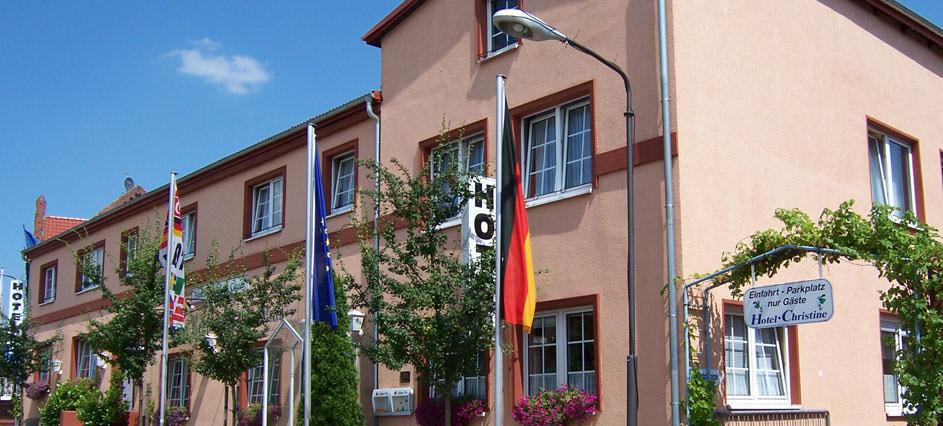 Lübz: Hotel Christine