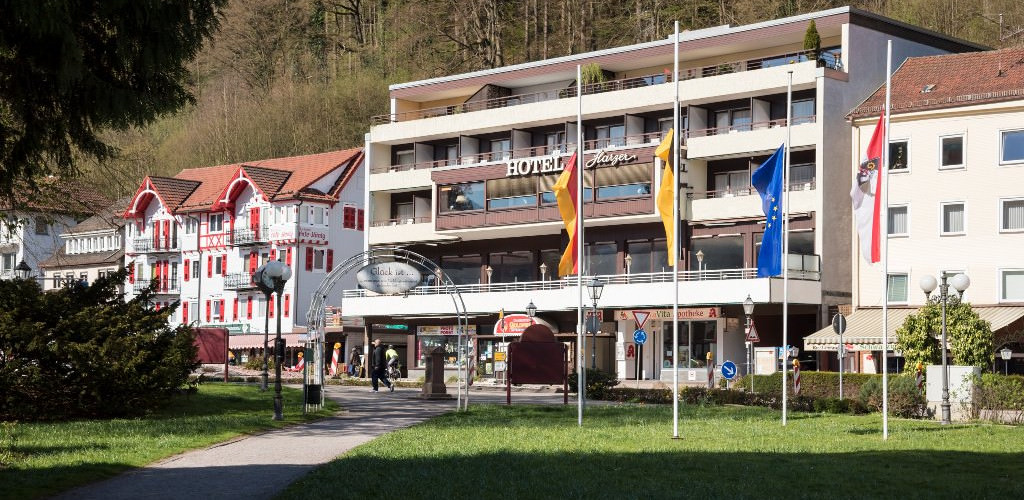 Bad Herrenalb: Hotel Harzer am Kurpark