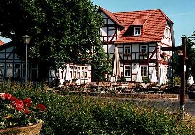 Wanfried-Altenburschla: Landhotel Gemeindeschänke
