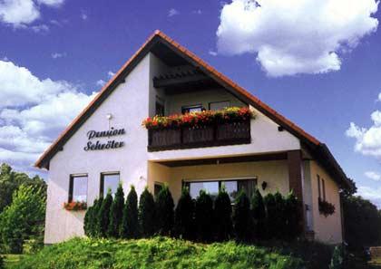 Pension Schröter, Pension in Krostitz--Hohenossig bei Eilenburg