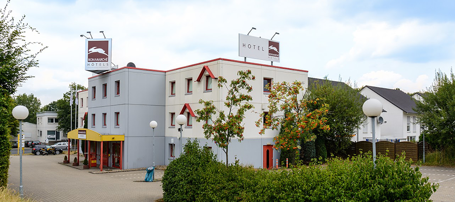 bon marché hotel Bochum, Hotel in Bochum-Riemke