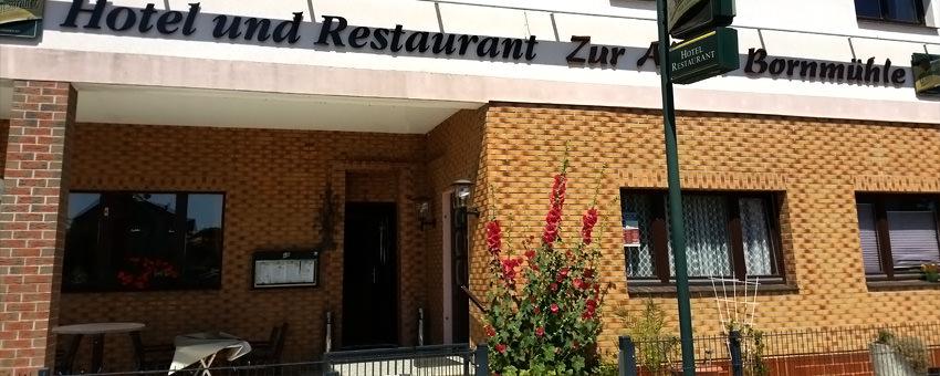 Fürstenberg: Hotel Zur Alten Bornmühle