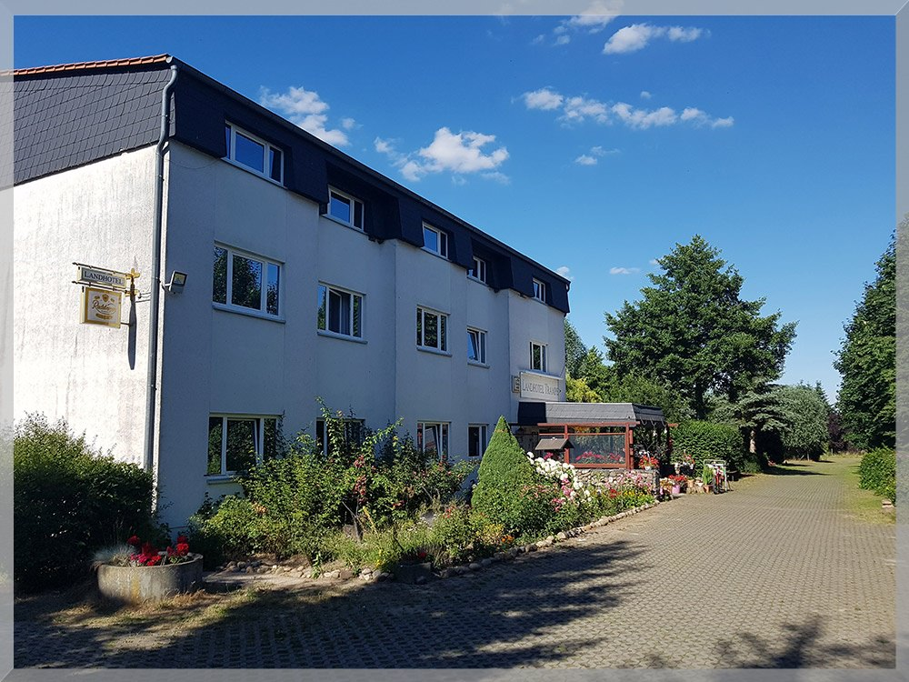 Landhotel Trampe, Pension in Breydin-Trampe bei Finowfurt