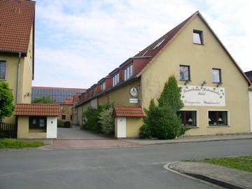 Landhaus Hohenroda, Pension in Schönwölkau bei Eilenburg