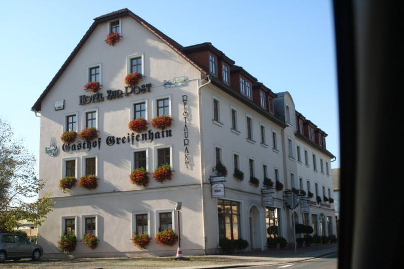 Gasthof Greifenhain in Frohburg