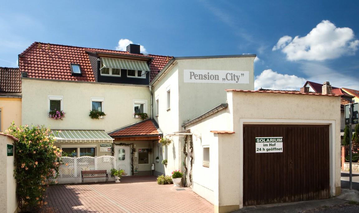 Pension City, Pension in Oschatz bei Wermsdorf