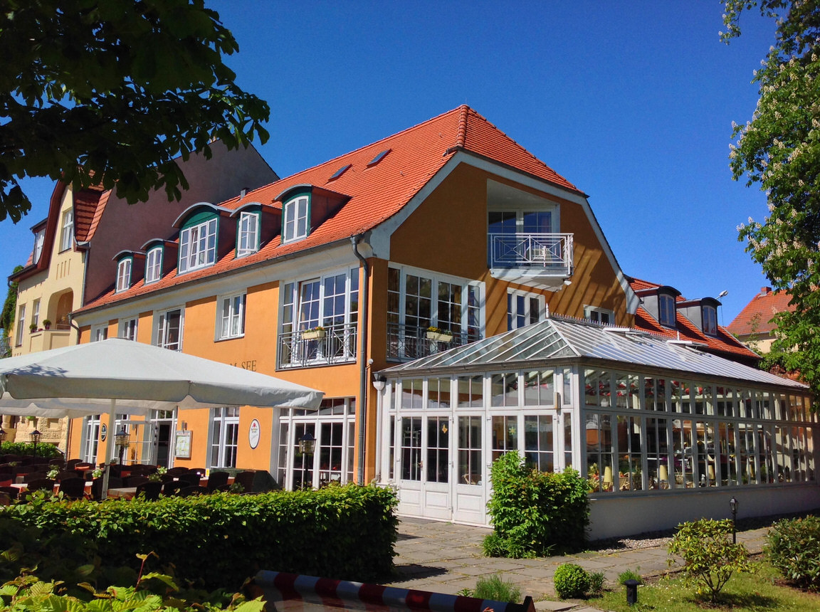 Altes Kasino, Pension in Neuruppin bei Fehrbellin