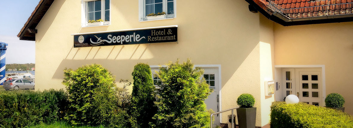 Seeperle, Pension in Neuruppin bei Fehrbellin