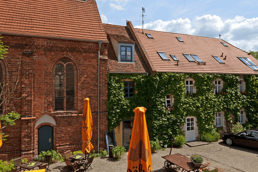 Hotel Up-Hus-Idyll, 16816 Neuruppin