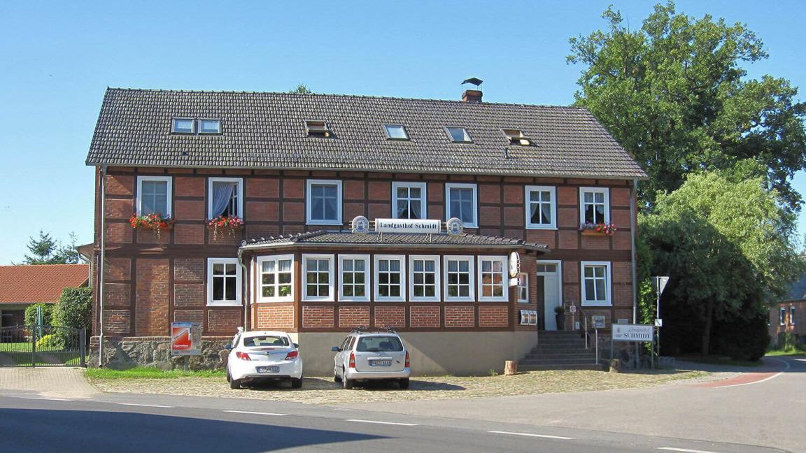 Landgasthof Schmidt, 19322 Cumlosen