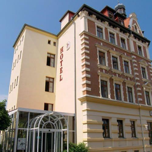 Leipzig: Hotel Merseburger Hof