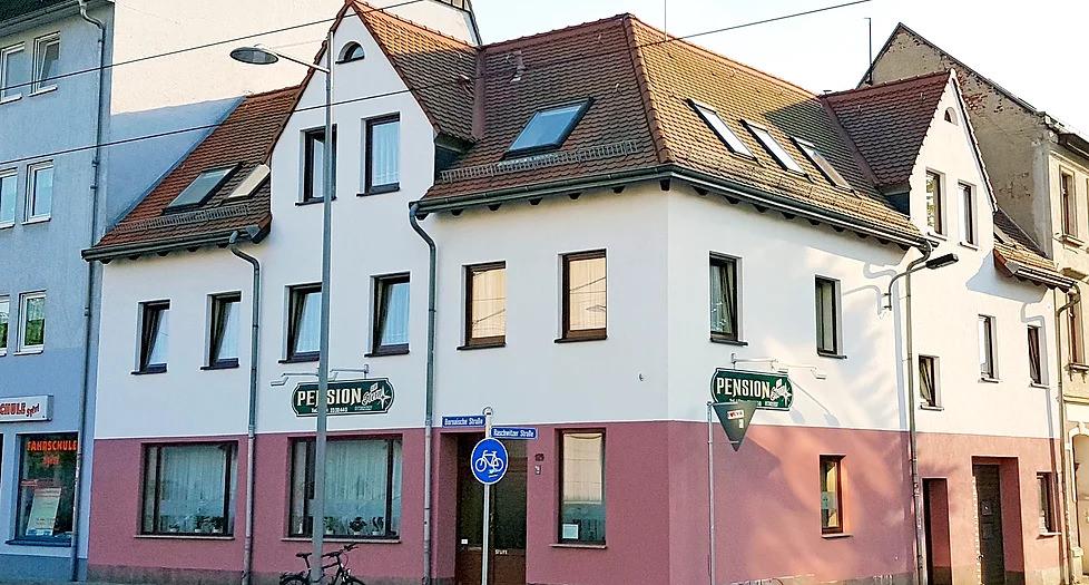 Leipzig: Pension Am Stern