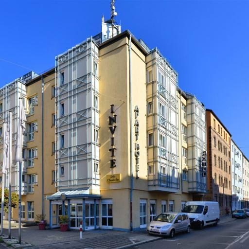 Nürnberg-Doos: Hotel Garni Metropol