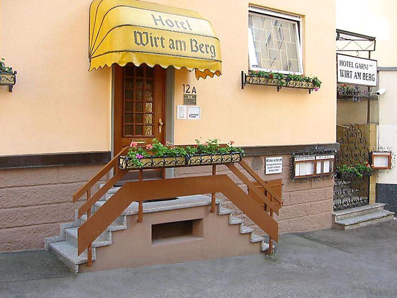 Stuttgart: Hotel Garni Wirt am Berg