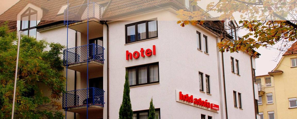 Stuttgart: Hotel Garni Espenlaub