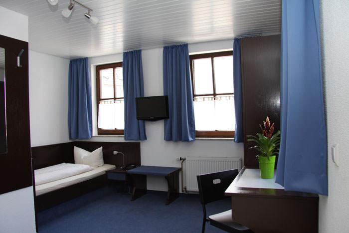 Stuttgart-Degerloch: Hotel Waldhorn