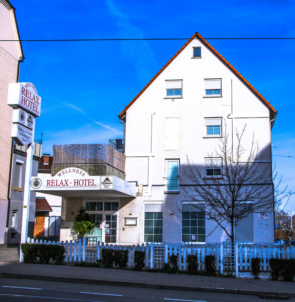Relax-Wellness- Stuttgart, Pension in Stuttgart bei Fellbach