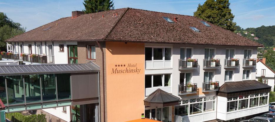 Muschinsky, Pension in Bad Lauterberg bei Pöhlde