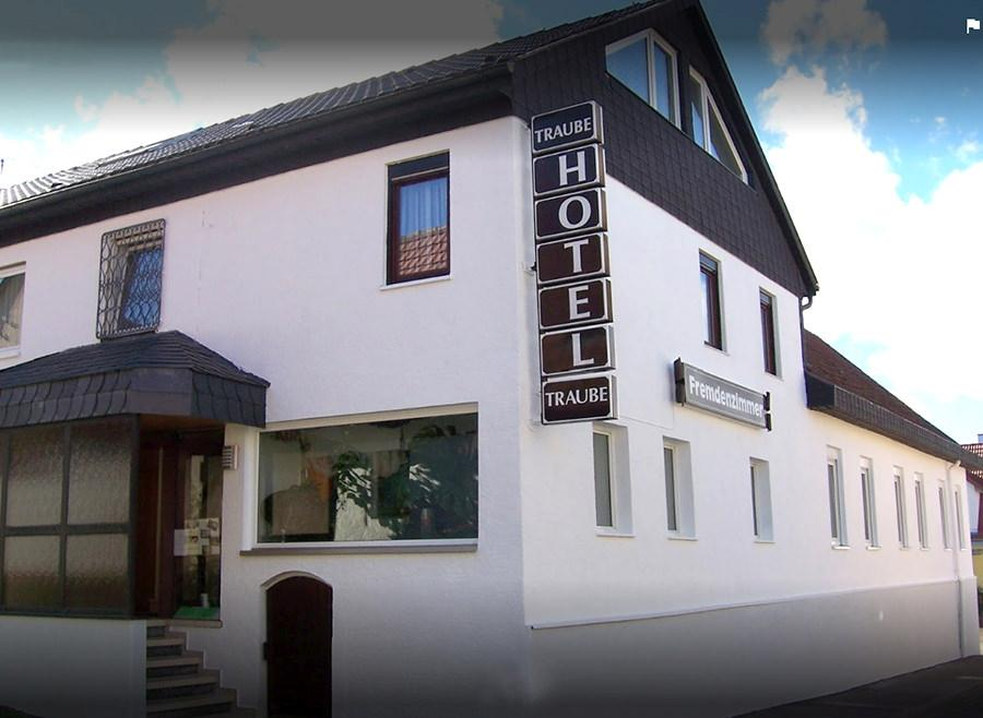 Leonberg-Warmbronn: Hotel Traube